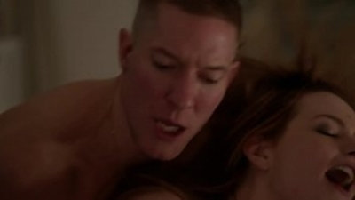 3some celebrity redhead softcore