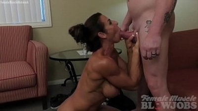 blowjob  female  sport