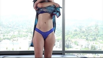 amateur  audition  blowjob  brunette