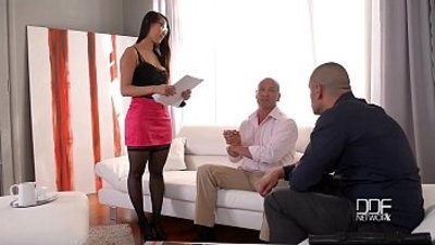 3some anal blowjob booty