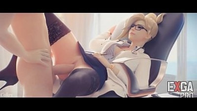 creampie  games  office  pussy